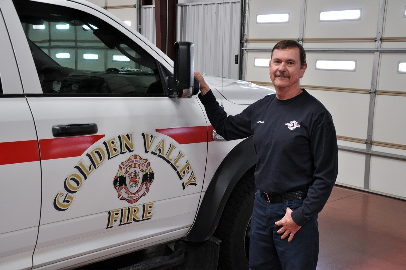 GVFD Names Cunningham Interim Chief