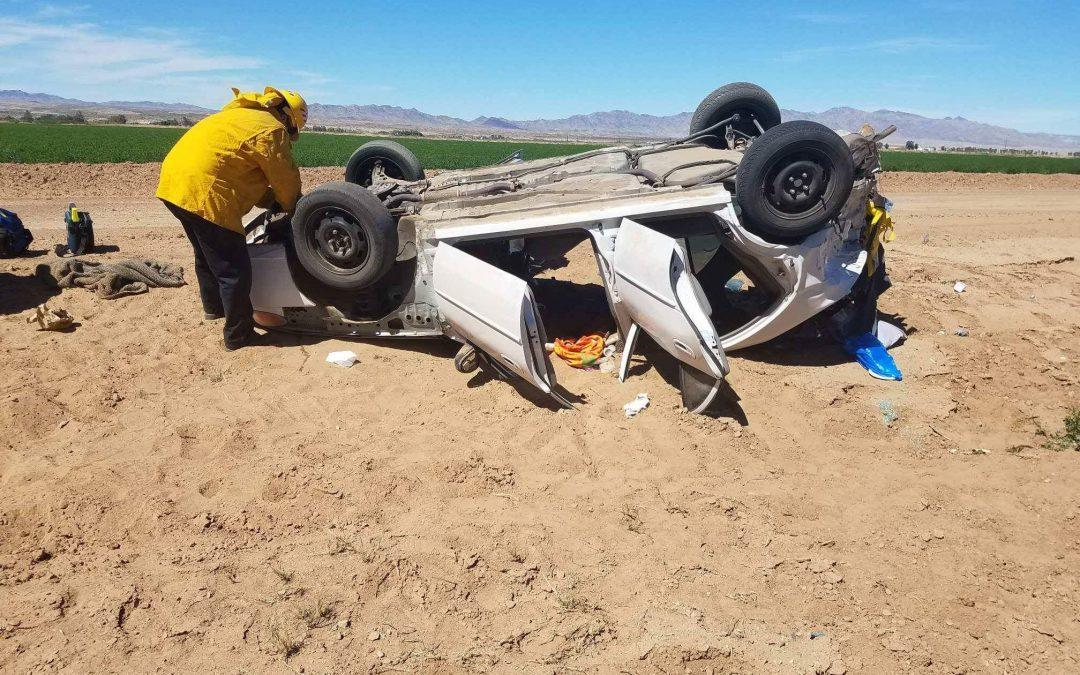 Impairment Suspected In Highway Crash