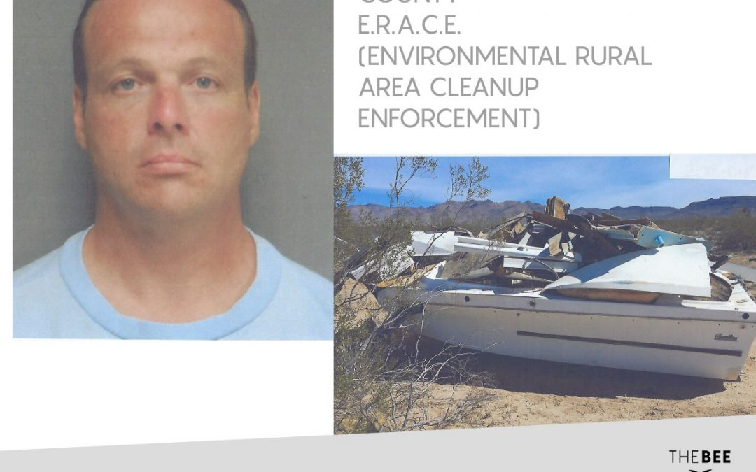 Illegal Dumping in Golden Valley