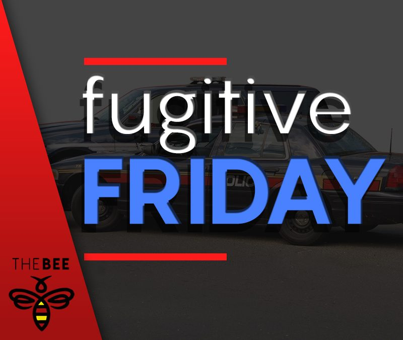 Fugitive Friday 3/30/18