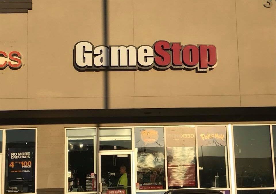 GameStop robbed Kingman