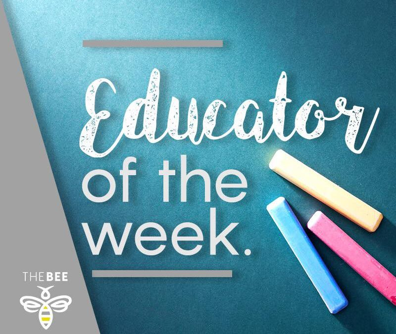 Educator of the Week–5/21/18