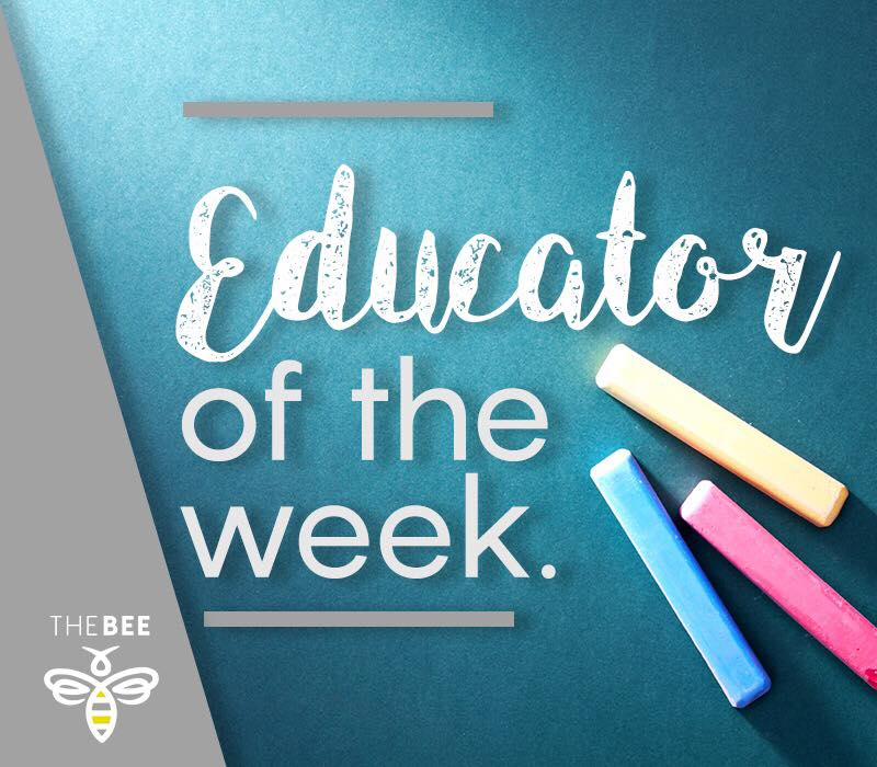 Educator of the Week–5/7/18