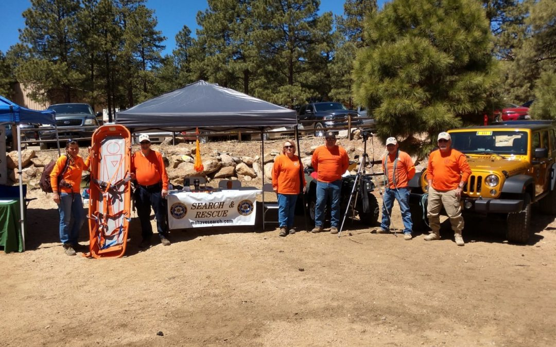 SAR Attends Wildfire Safety Fair