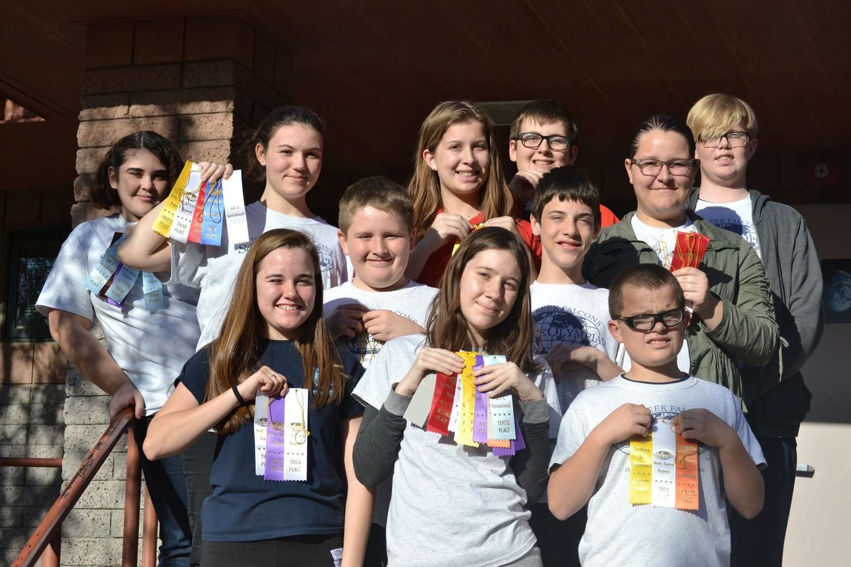Fox Creek Jr High Students To Compete In Science Olympiad
