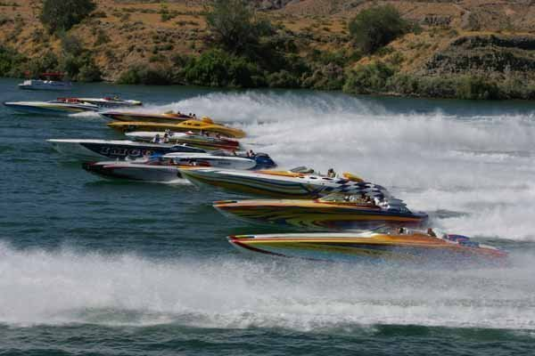 Desert Storm Poker Run Roars Into Lake Havasu City