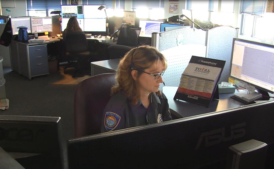 Dispatchers: the lifeline between callers and law enforcement