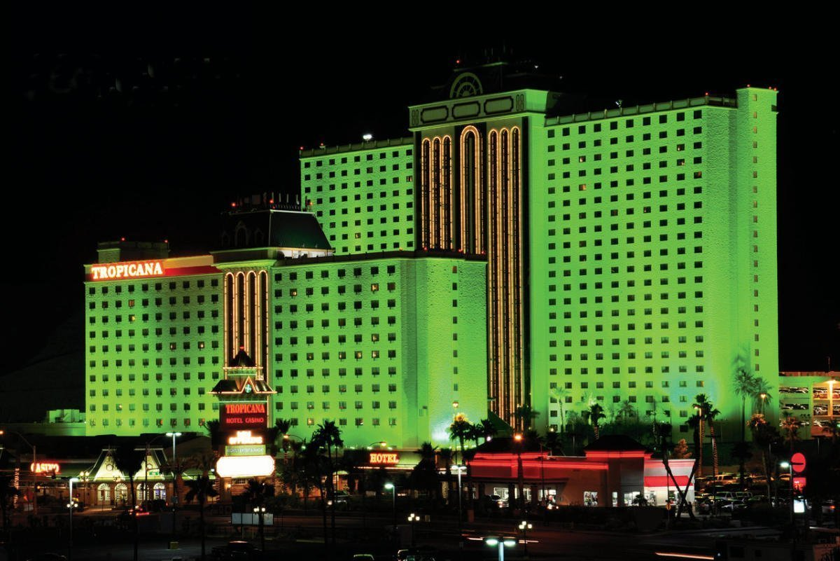 Tropicana Laughlin Included In $1.85 Billion Dollar Deal