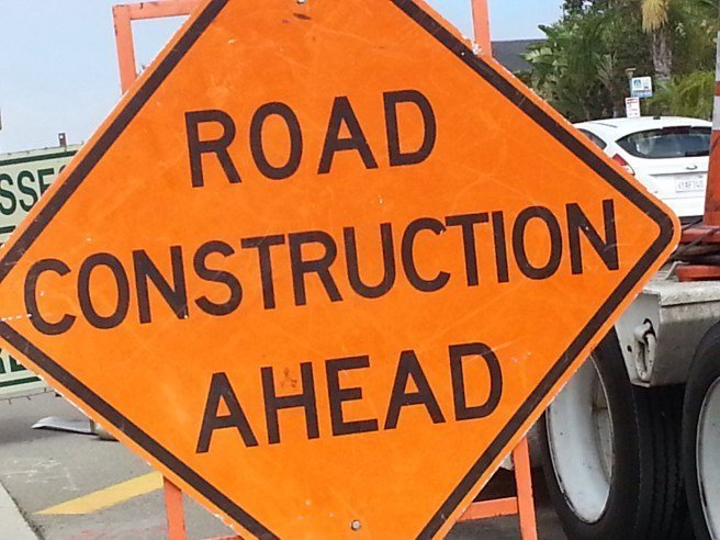 Road Work For Week Of Dec. 3