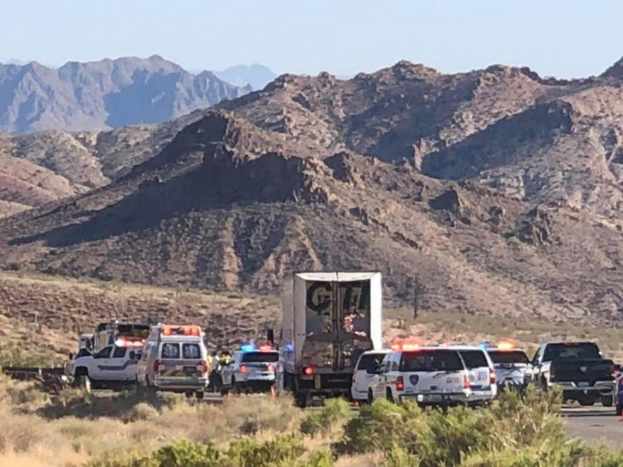Golden Valley Teen Killed In Highway 68 Rollover