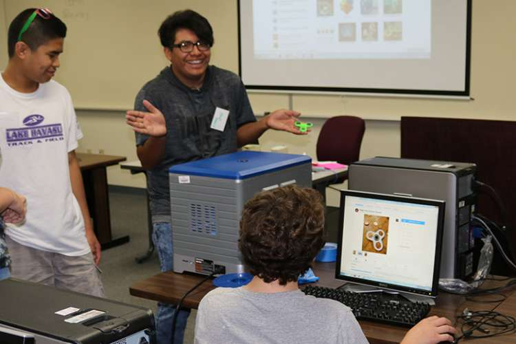 Register For MCC Summer Computer Camps For Teens