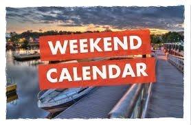 The Bee Weekend Calendar 🎉👀😎