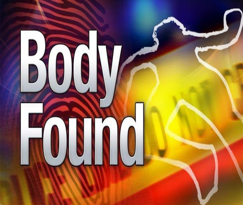 Man's Body Found On Beach