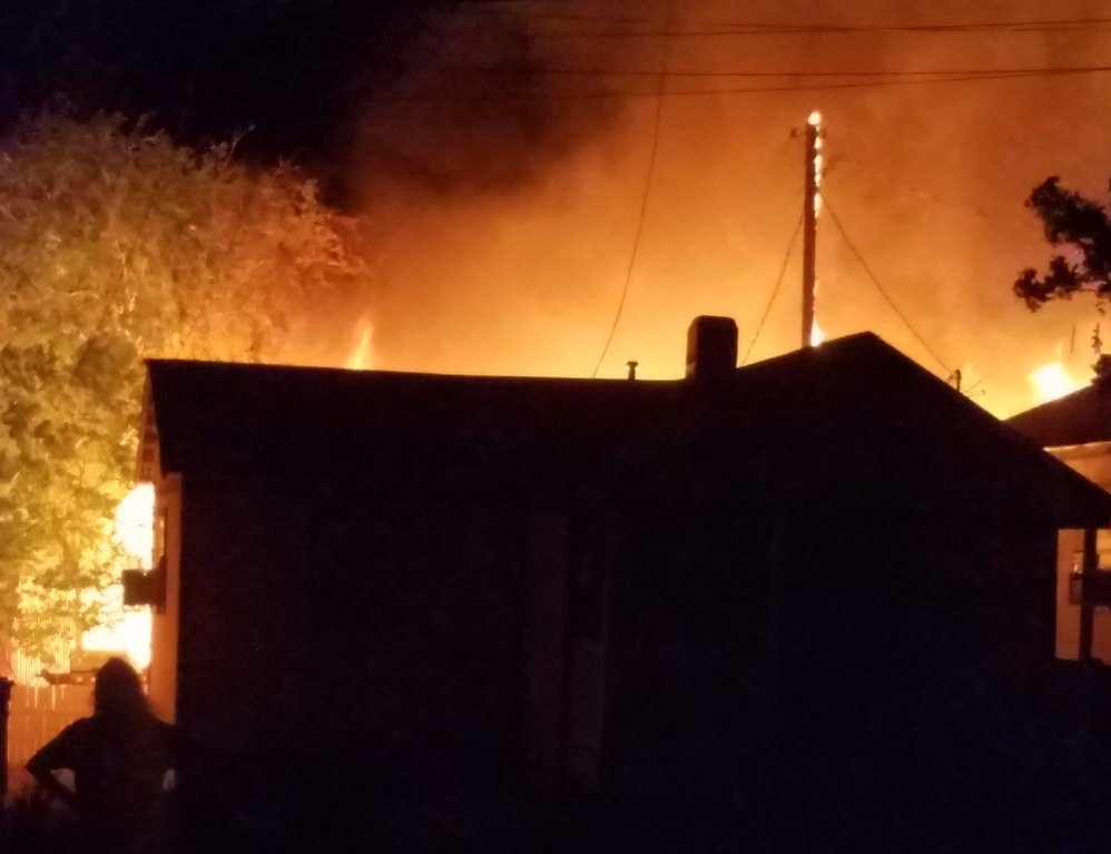 Six Homes Damaged By Fire In Kingman