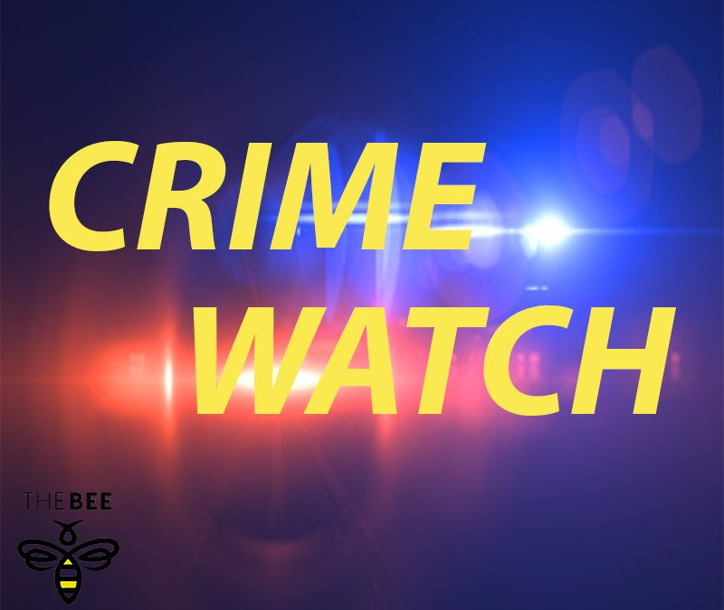 Crime Watch 8/11-8/13