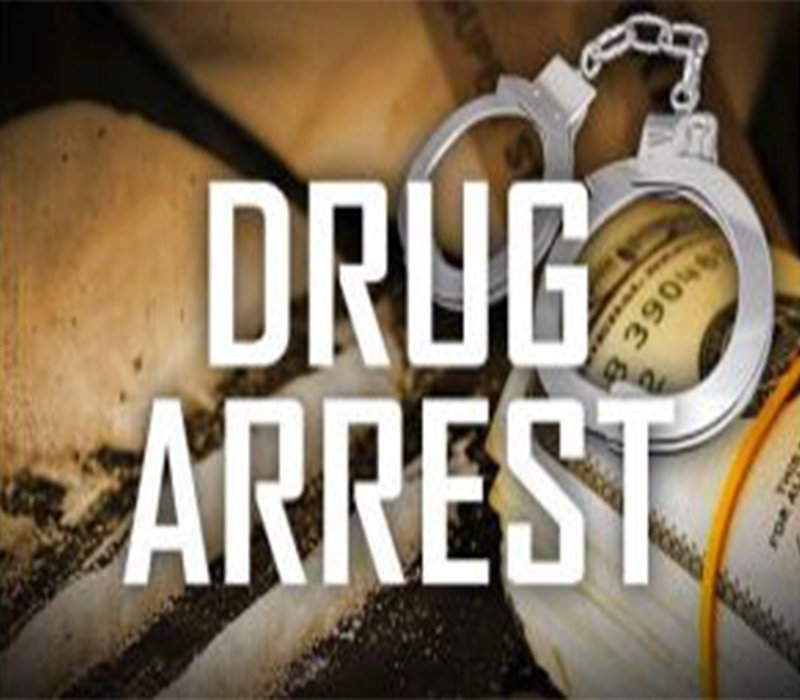 Two Arrested For Alleged Drugs Following Crash