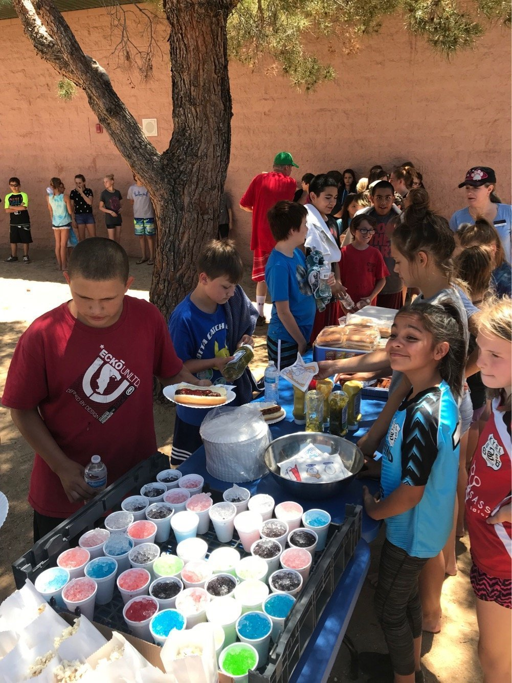 Black Mountain Students Enjoy Annual Field Day Celebrations