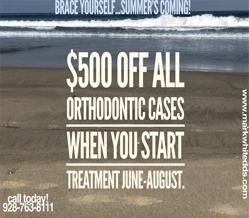 $500 Off Orthodontics