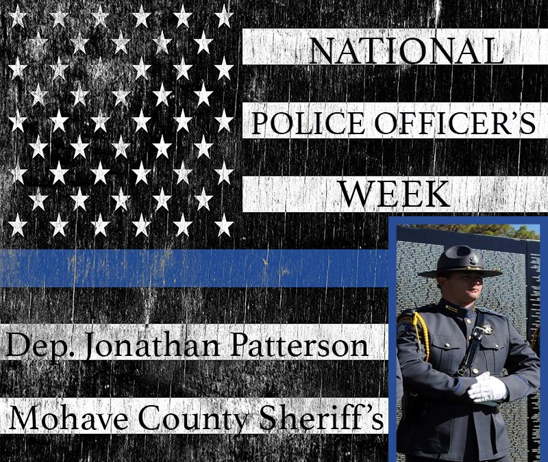 National Police Officer's Week–MCSO