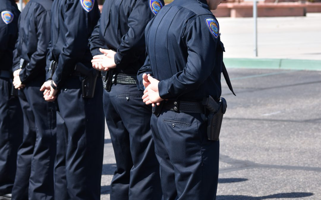 Peace Officer's Memorial Service Wednesday