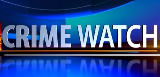 Crime Watch 5/8/18