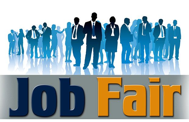 Golden Vertex Holding Career Fair