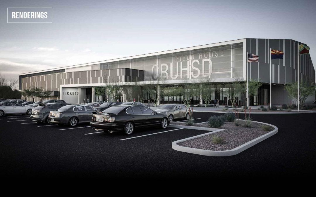 Anderson Auto Group Awarded Naming Rights To Cruhsd Fieldhouse The