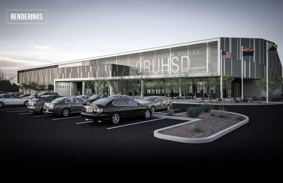 Anderson Auto Group Awarded Naming Rights To CRUHSD Fieldhouse