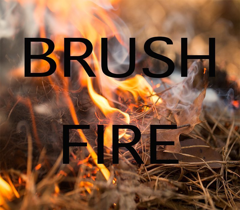 Kingman Brush Fire Under Investigation
