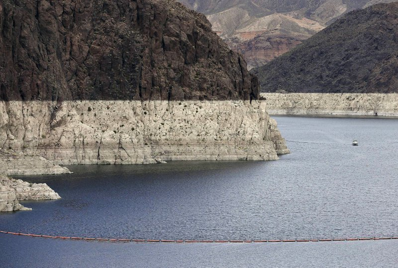 Arizona Restarts Talks On Drought Plan For Colorado River