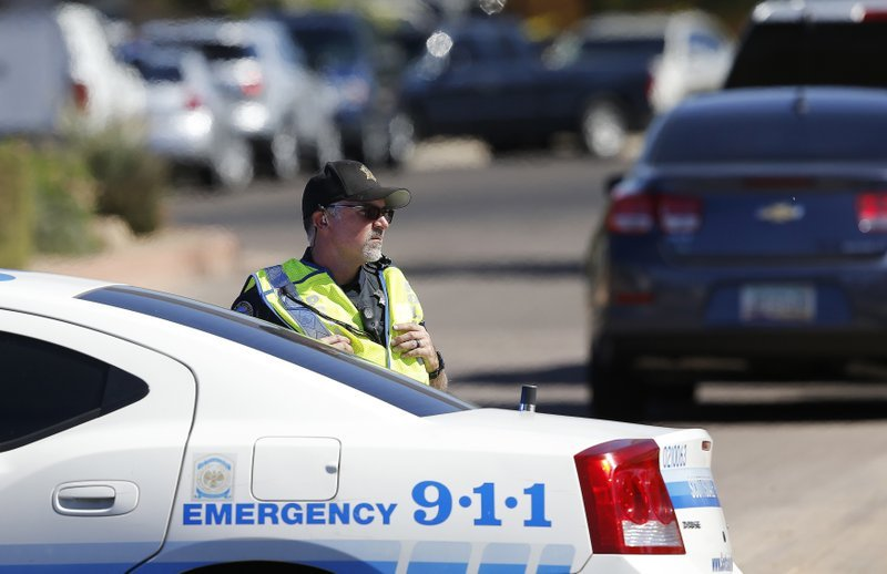 Suspect In Phoenix Slayings Kills Himself As Police Close In