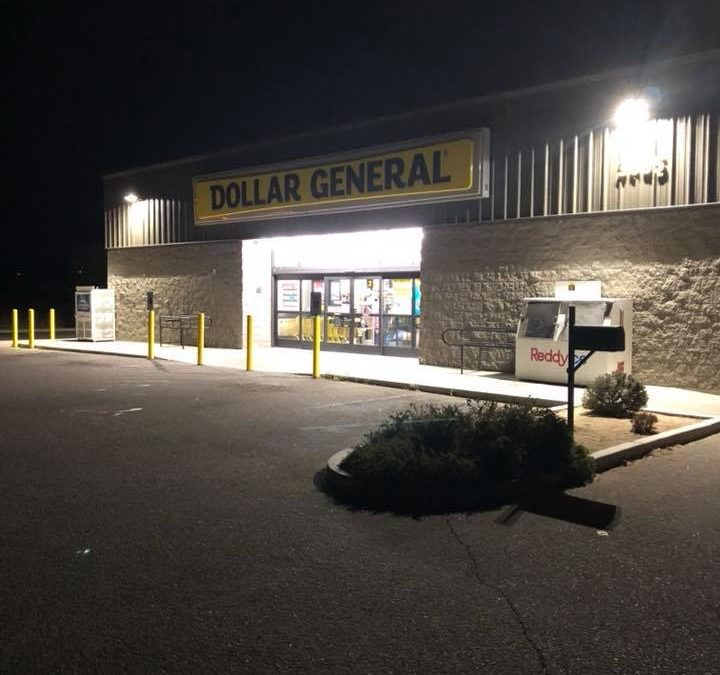 Dollar General Robbed; One Suspect Shot By Kingman Police