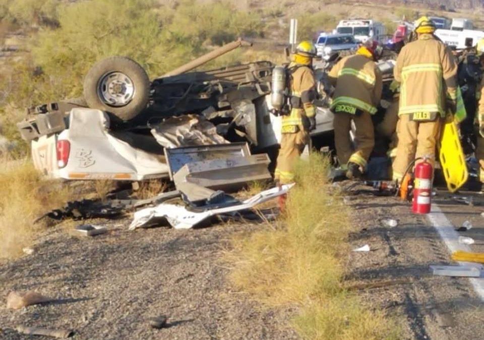 Las Vegas Man Killed In 4th Of July Crash