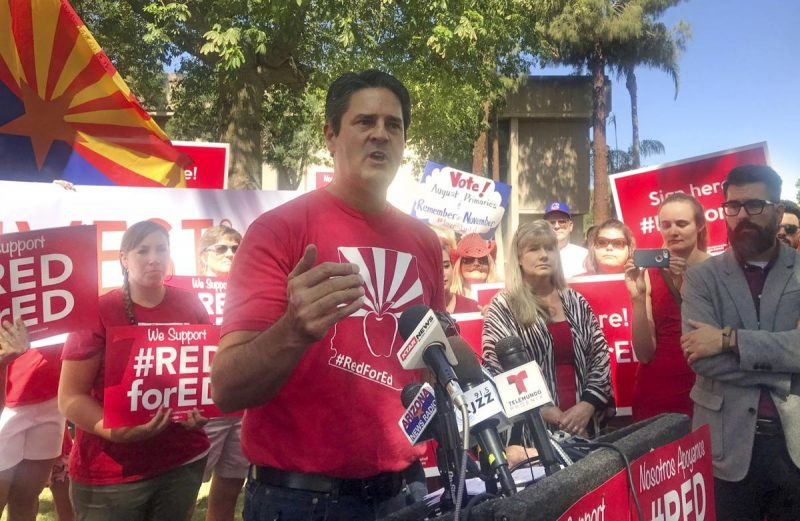 Arizona Ballot Initiatives Focus On Energy, School Funding