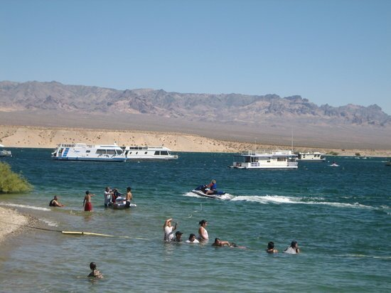 NPS: Teen Dies In Drowning Accident At Lake Mohave