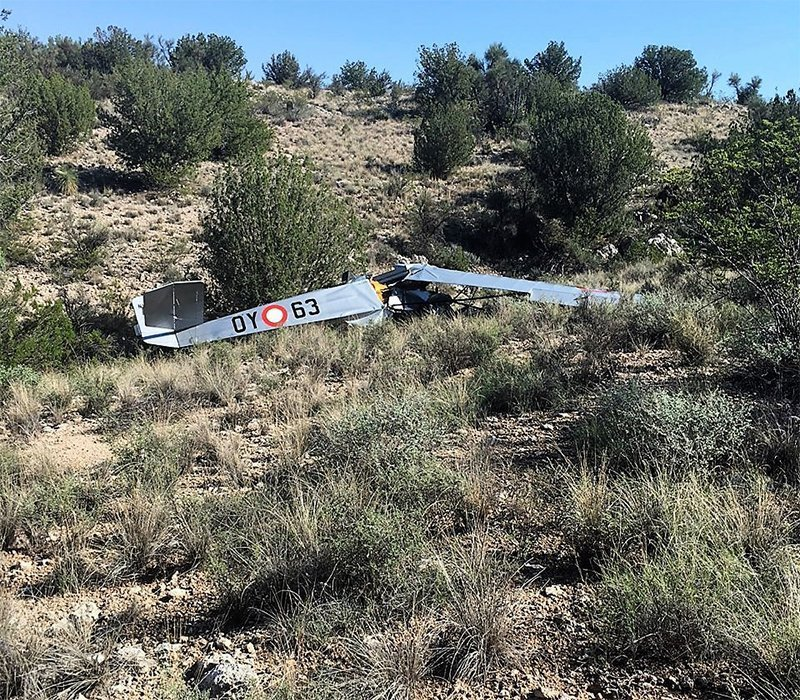 Two Killed In Camp Verde Plane Crash