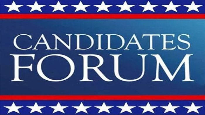 District 5 County Supervisor Forum Today