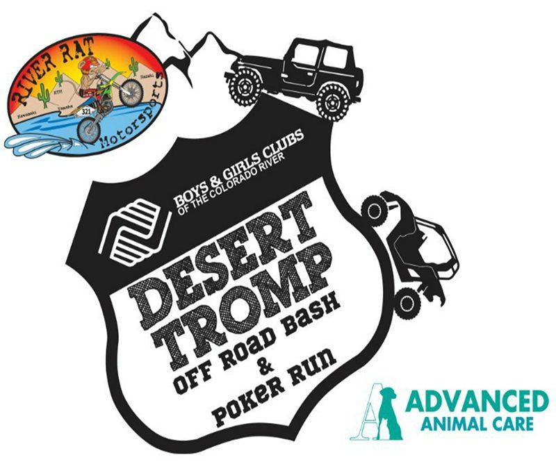 Desert Tromp Off Road Poker Run Registration Now Open