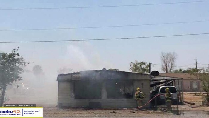 Pets Perish In Fort Mohave Fire
