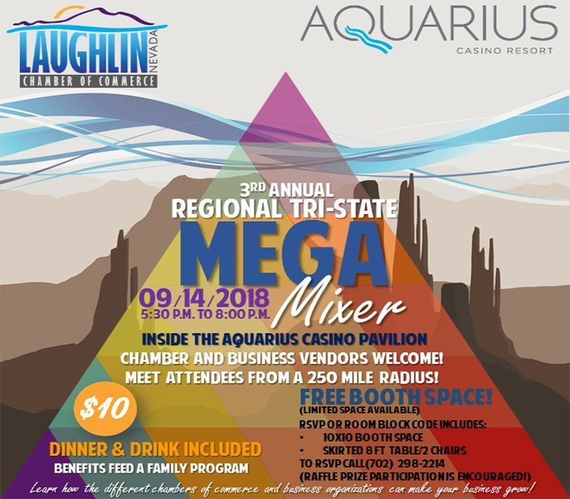 "Tri-State Regional Mega Mixer To Help Benefit ""Feed A Family"" Program"