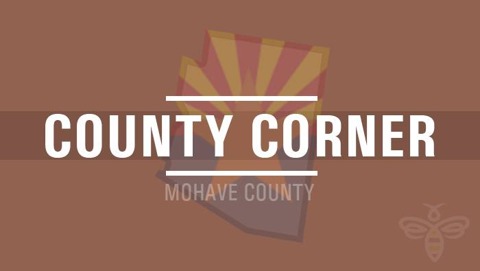 """County Corner"" Mohave County Sheriff Doug Schuster"