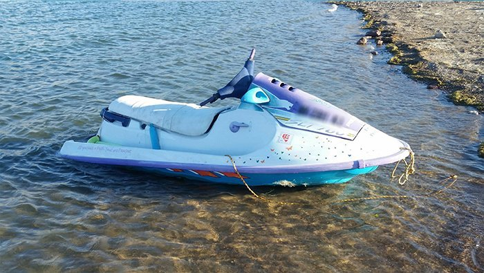 NPS Investigating Unoccupied Jet Ski; Seeking Owner Information