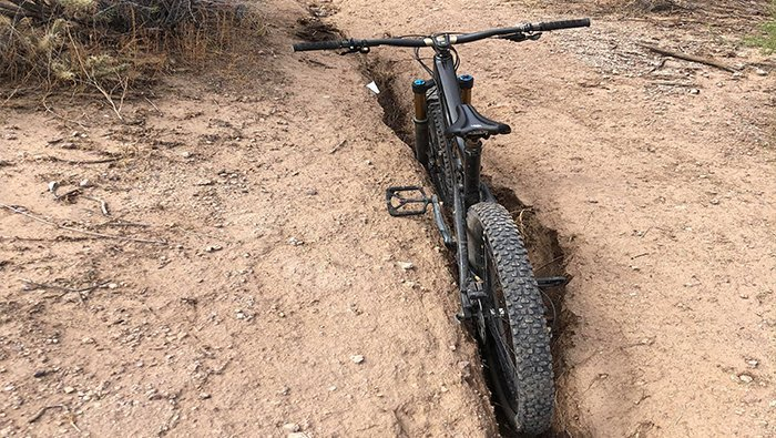 Annual Rattler Race Postponed Due To Weather Damage On Biking Trails