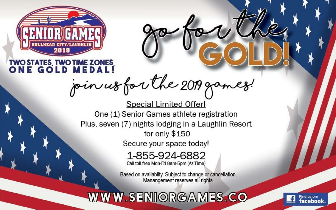 Seniors Games Return In January