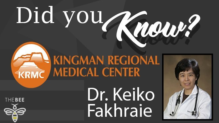 Did You Know..KRMC Patient Receives New Wheelchair