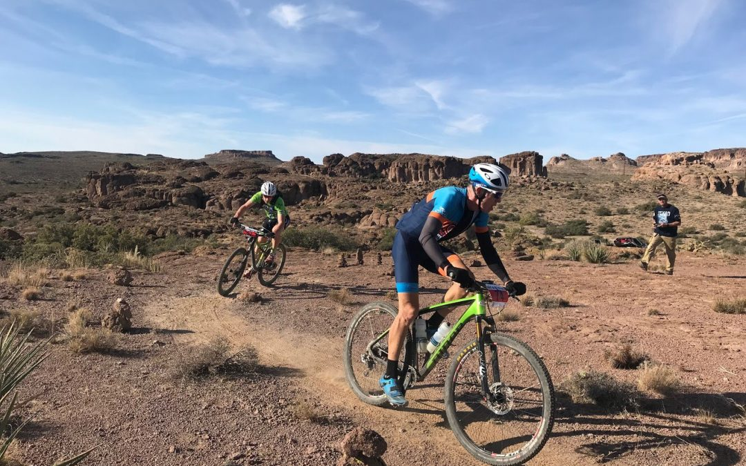 Rattler Race Shows Off Endurance Among Cyclists