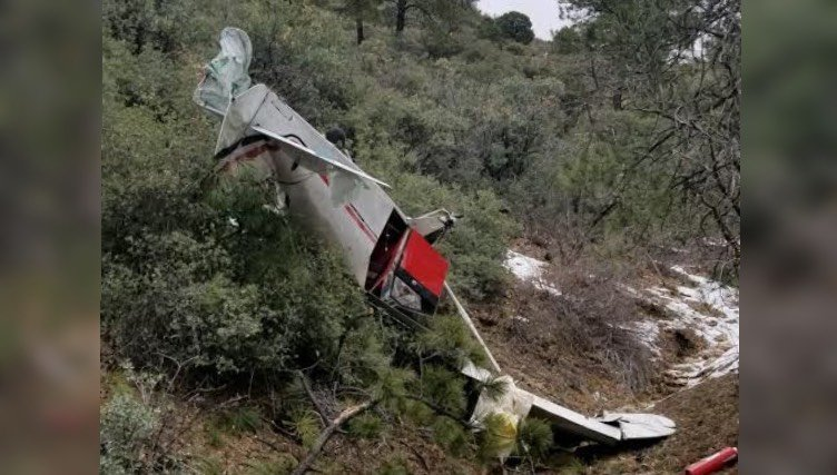 Prescott Valley Woman ID'd As Victim In Sunday's Plane Crash