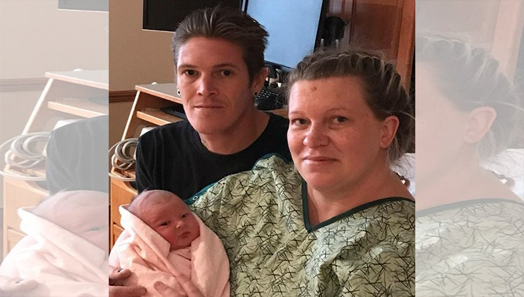 VVMC Welcomes First Baby Of The New Year