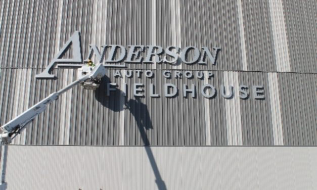 FIELDHOUSE GRAND OPENING SET FOR MARCH 2