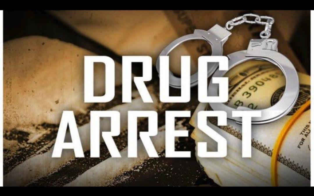 KINGMAN – Drug Offense – KPD traffic stop leads to 4 lbs of marijuana